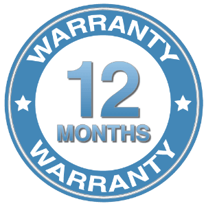 12 Month Trailer Warranty