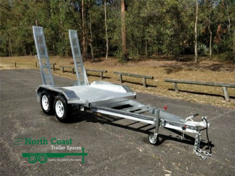 Car Machinery Livestock Trailers