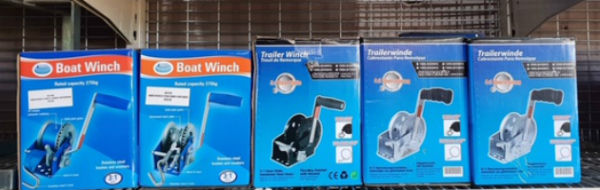 Boat and Trailer Winches