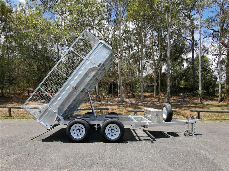 Hydraulic Tipping Trailers