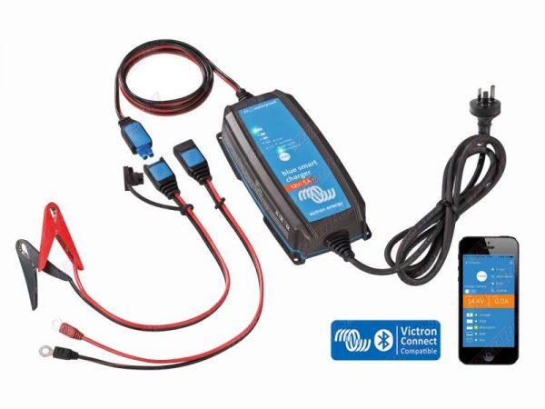 Blue Smart Battery Charger-Smart-BPC120533014R
