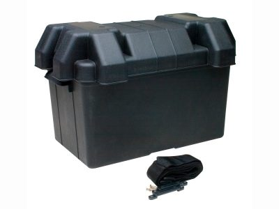 Extra Tall Battery Box Large AGM