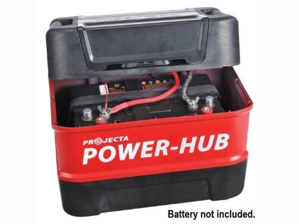Portable Power Hub 12v with 300w