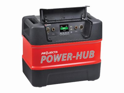Portable Power Hub 12v with 300w