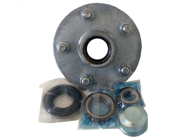 Galvanised Trailer Hub