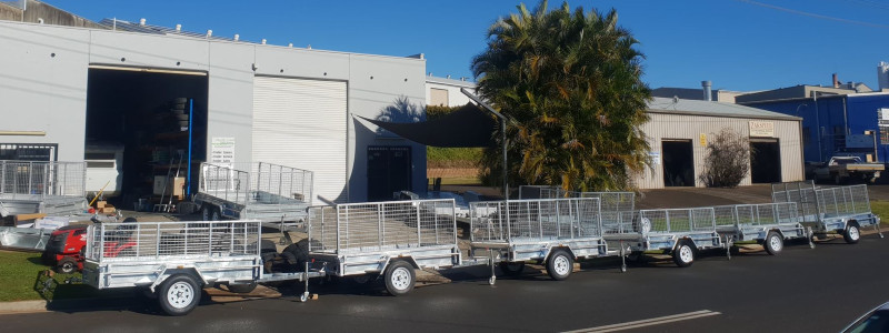 Pick Up Trailer North Coast Trailer Spares