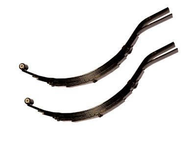 7 Leaf Slipper Spring and Eye 1350kg