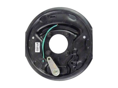 EBP10R - 10 inch Electric Backing Plate