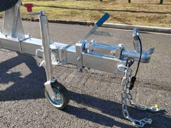 5000m Boat Trailer with Wobble Rollers ATM 2000kg