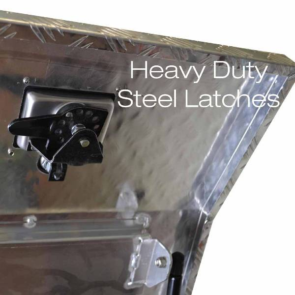 Aluminium Storage Tool Box - 1220 mm