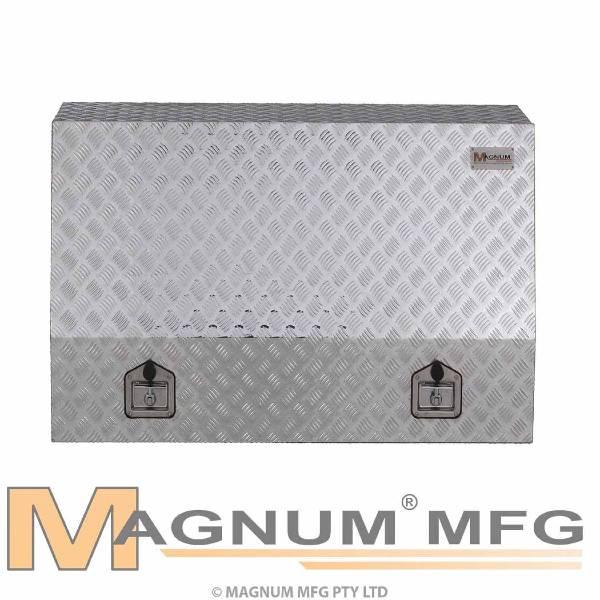Large Aluminium Storage Tool Box - 14000 mm